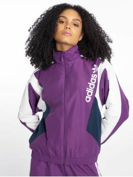 adidas originals Демисезонная куртка Viotri пурпурный