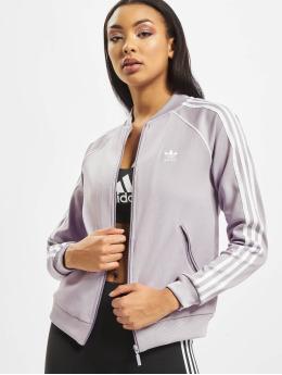 adidas Originals Демисезонная куртка SST  пурпурный