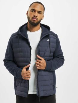 adidas Originals Демисезонная куртка Varilite Hybrid синий