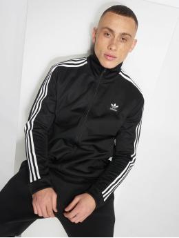 adidas originals Демисезонная куртка Beckenbauer черный