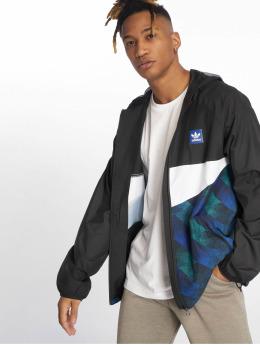 adidas originals Демисезонная куртка Towning черный