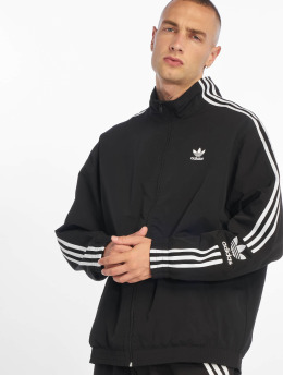 adidas originals Демисезонная куртка Woven черный