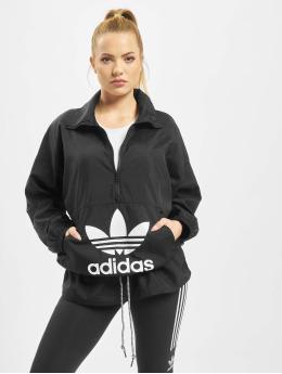 adidas Originals Демисезонная куртка Logo  черный