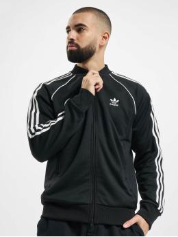 adidas Originals Демисезонная куртка SST TT P черный