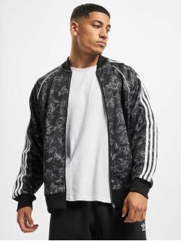 adidas Originals Демисезонная куртка Goofy SST TT  черный