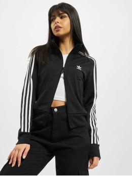 adidas Originals Демисезонная куртка Firebird  черный