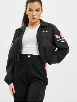 adidas Originals Демисезонная куртка Originals черный