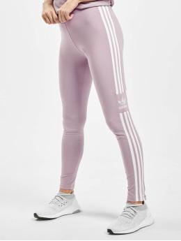 adidas Originals Леггинсы Trefoil розовый