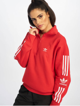 adidas originals Пуловер Lock Up красный