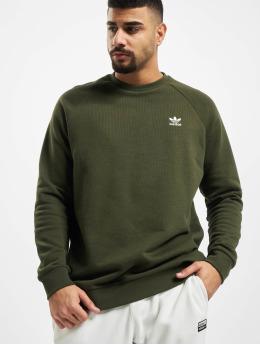 adidas Originals Пуловер Essential  оливковый