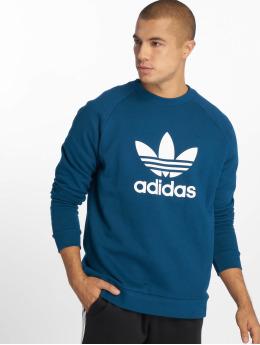adidas originals Пуловер Originals синий