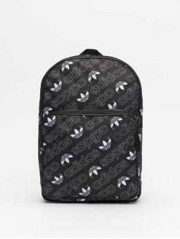 adidas originals Рюкзак Classic M Adicolor Graphic черный