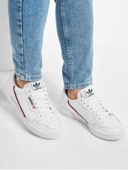 adidas originals Сникеры Continental 80 белый