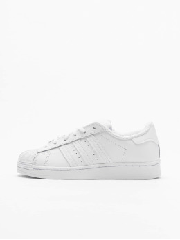 adidas Originals Сникеры Superstar C белый