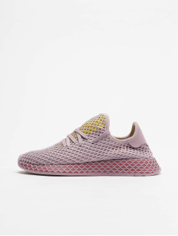 adidas originals Сникеры Deerupt Runner W пурпурный