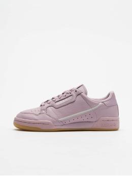 adidas originals Сникеры Continental 80 W пурпурный