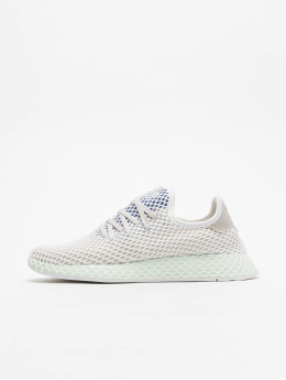 adidas originals Сникеры Deerupt Runner серый