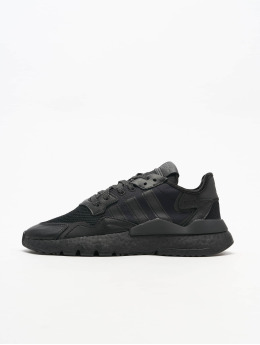 adidas Originals Сникеры Nite Jogger черный