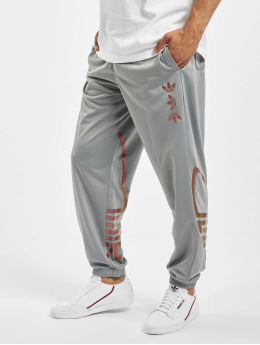 adidas Originals Спортивные брюки Zeno  серый