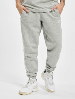 adidas Originals Спортивные брюки 3-Stripes серый