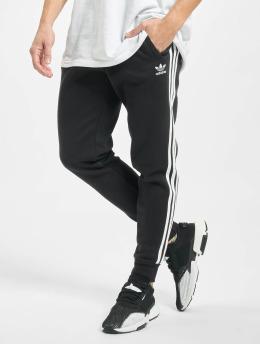 adidas Originals Спортивные брюки 3 Stripes  черный