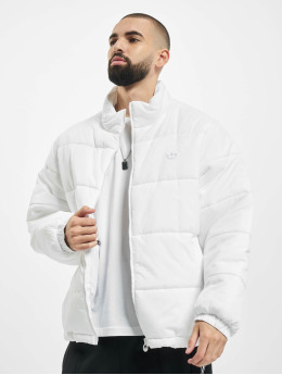 adidas Originals Стеганая куртка Padded белый