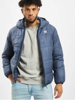 adidas Originals Стеганая куртка Padded синий