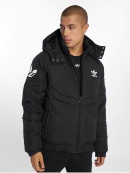 adidas originals Стеганая куртка Originals черный