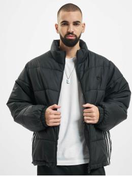 adidas Originals Стеганая куртка Padded Stand черный