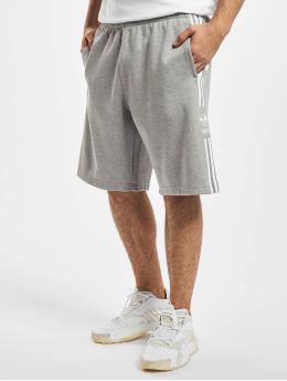 adidas Originals Шорты Lockup Long серый