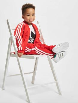 adidas Originals Anzug Originals  rot