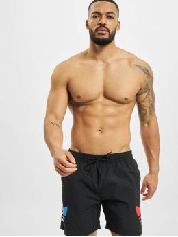 adidas Originals Badeshorts Tricol schwarz
