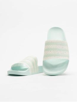 adidas originals Badesko/sandaler Adilette grøn