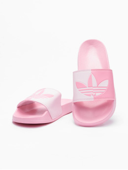adidas Originals Badesko/sandaler Adilette Lite W  lyserosa
