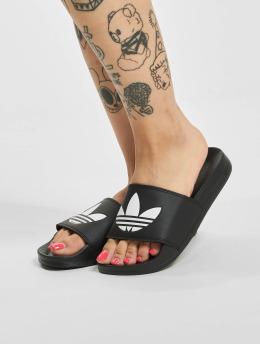 adidas Originals Badesko/sandaler Adilette Lite svart