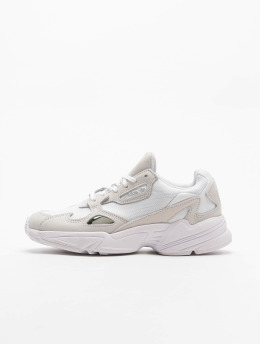 adidas Originals Baskets Falcon W blanc