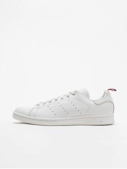 Adidas Originals Stan Smith Sneakers Crystal WhiteFootwear WhiteScarlet