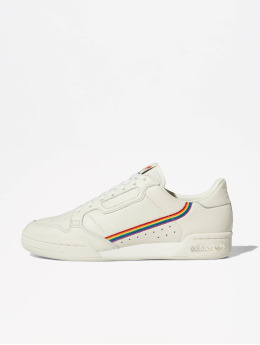 adidas originals Baskets Continental 80 Pride blanc