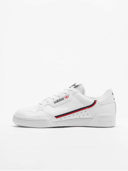 adidas originals Baskets Continental 80 J blanc