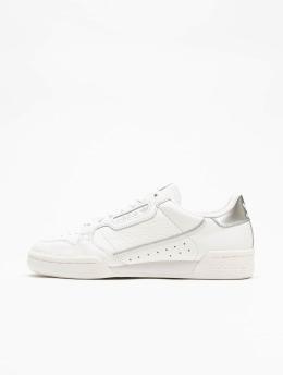 adidas Originals Baskets Continental 80 blanc