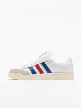 adidas Originals Baskets Americana Low blanc