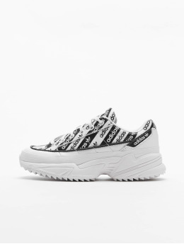 adidas Originals Baskets Kiellor blanc