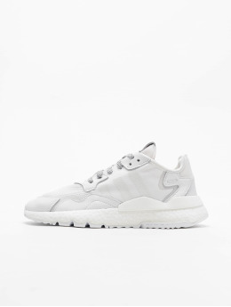 adidas Originals Baskets Nite Jogger blanc