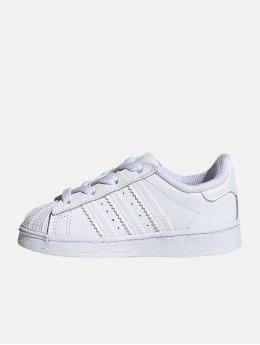 adidas Originals Baskets Superstar EL I blanc