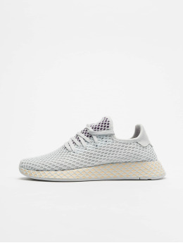 adidas originals Baskets Deerupt Runner W bleu