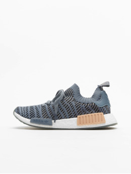 adidas originals Baskets NMD_R1 STEALTH PK bleu