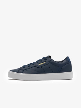 adidas originals Baskets Sleek bleu