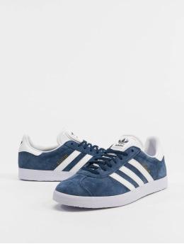 adidas Originals Baskets Gazelle  bleu