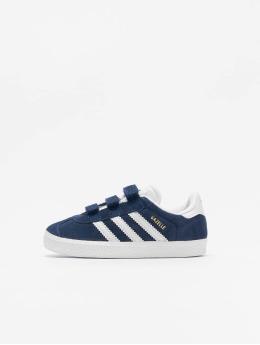 adidas Originals Baskets Gazelle CF I bleu