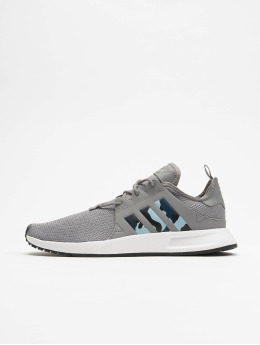 adidas originals Baskets X_plr gris